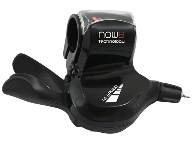 NOW8 Shifter for Bazo-M2 Cassette 11-50/52T black